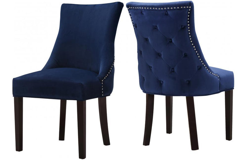 Caterina Navy Dining Chair