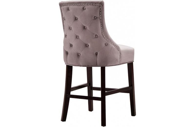 Abri Pink Bar Stool