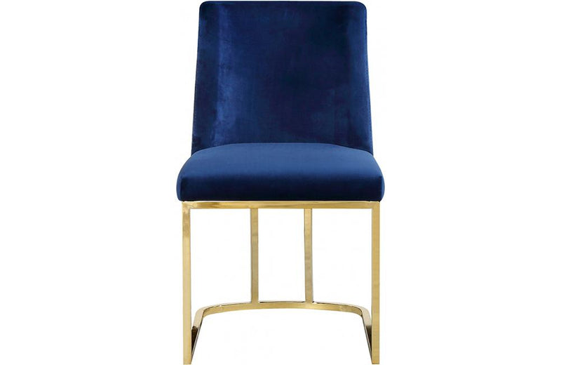 Henrique Navy Dining Chair