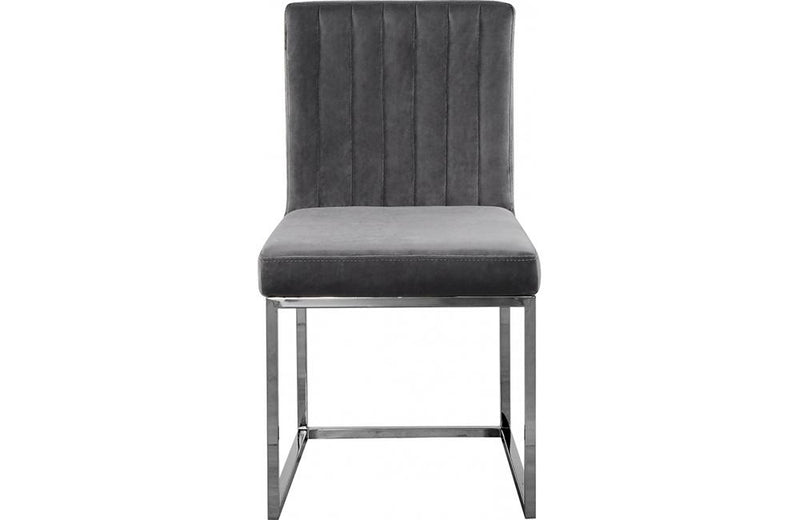 Pedro Grey Dining Chair