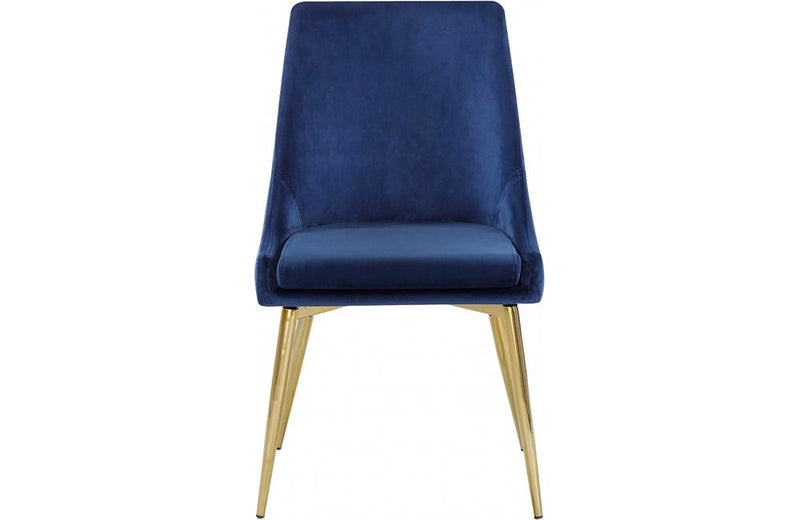 Rosario Navy Dining Chair