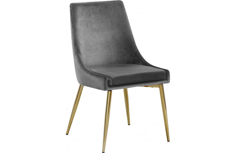 Rosario Grey Dining Chair