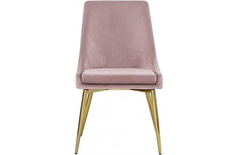 Rosario Pink Dining Chair