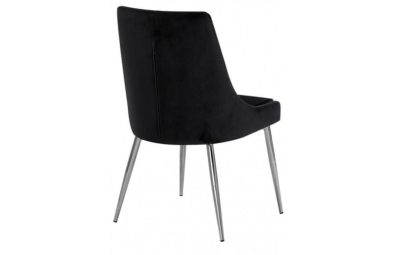 Vida Black Dining Chair