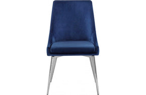 Vida Navy Dining Chair