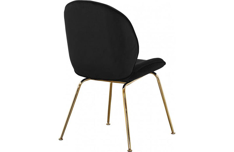 Vienna Black Dining Chair