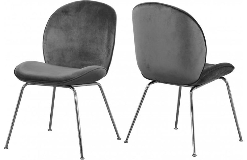 Zacharias Grey Dining Chair