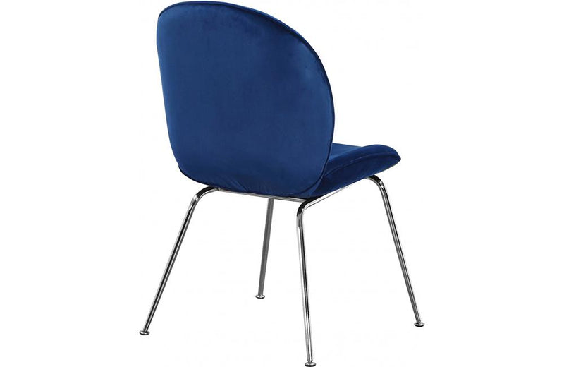Zacharias Navy Dining Chair