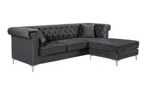 Mason Grey Sectional Sofa