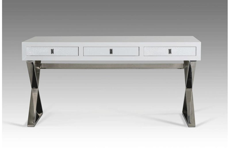 Congress Transitional Desk White