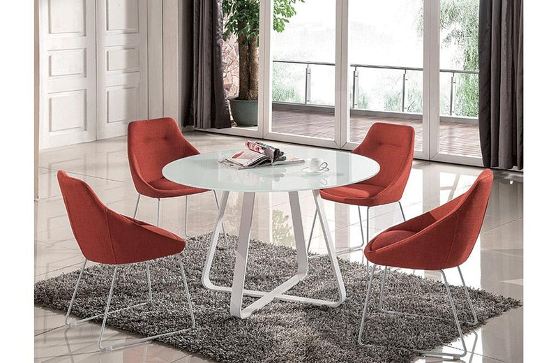 Holly 5 PC Modern Dining Set