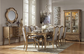 Valencia 9 PC Dining Set
