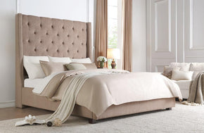 Zenna Brown Bed