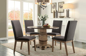 LeGrand Round 6 PC Dining Set