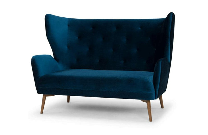 Coralie Two Seater Blue