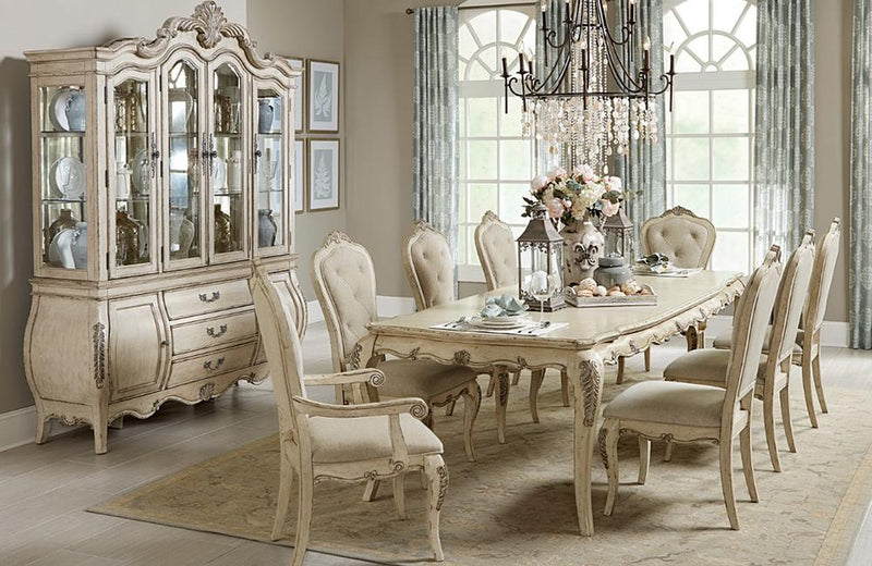 Louvre 10 PC Dining Set