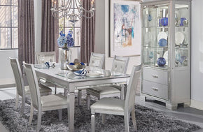 Cityscape 9 PC Dining Set
