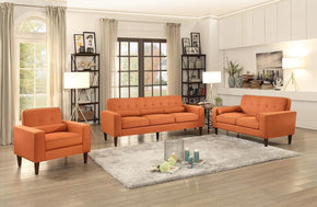 Rita Orange sofa set