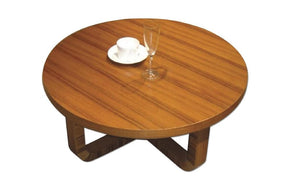 Lukianos Coffee Table Brown