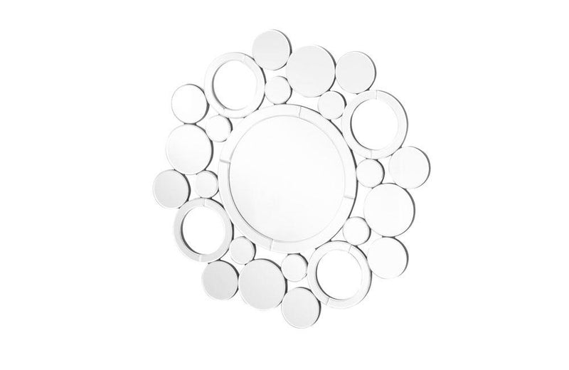 Contemporary  Mirror Round