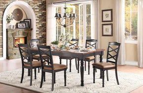 Patricia Counter Height 7 PC Dining Set