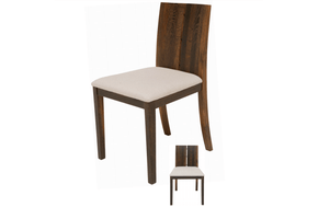 Seva Dining Chair Brown