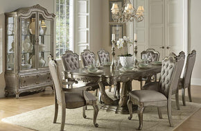 Vittorio 9 PC Dining Set