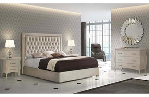 Adagio Bedroom Set with Storage Bed