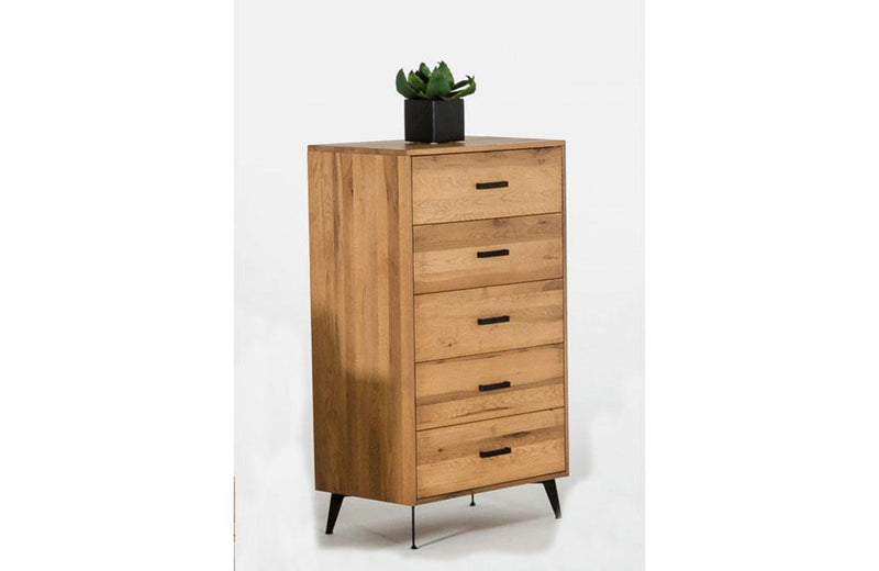 Alan Modern Drift Oak Chest