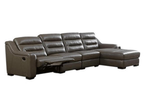 Odele Sectional Sofa Gray
