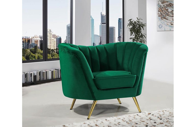 Alura Green Chair