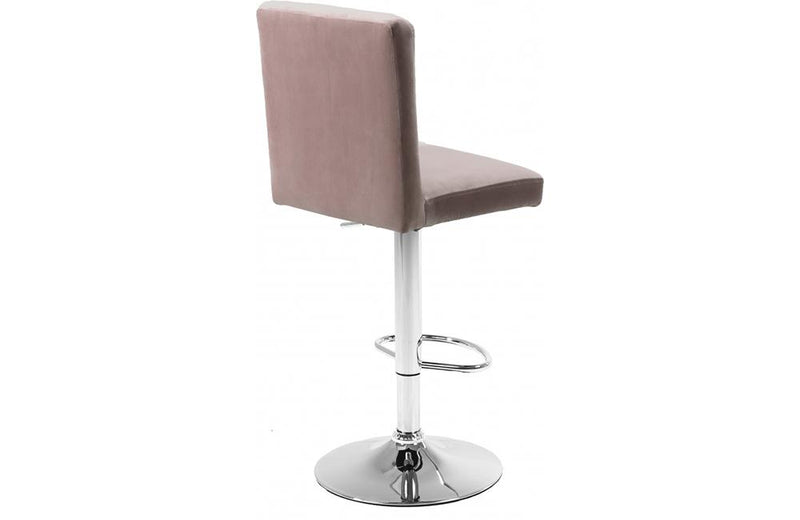 Abejundio Pink Bar Stool