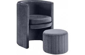 Janet Grey Chair