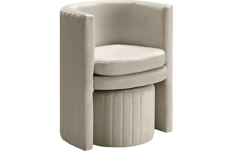 Janet Cream Chair
