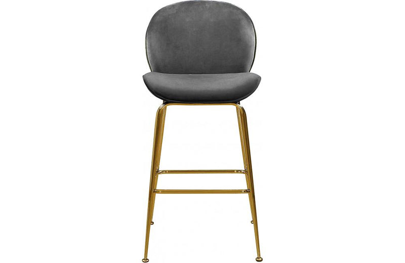 Babak Grey Bar Stool