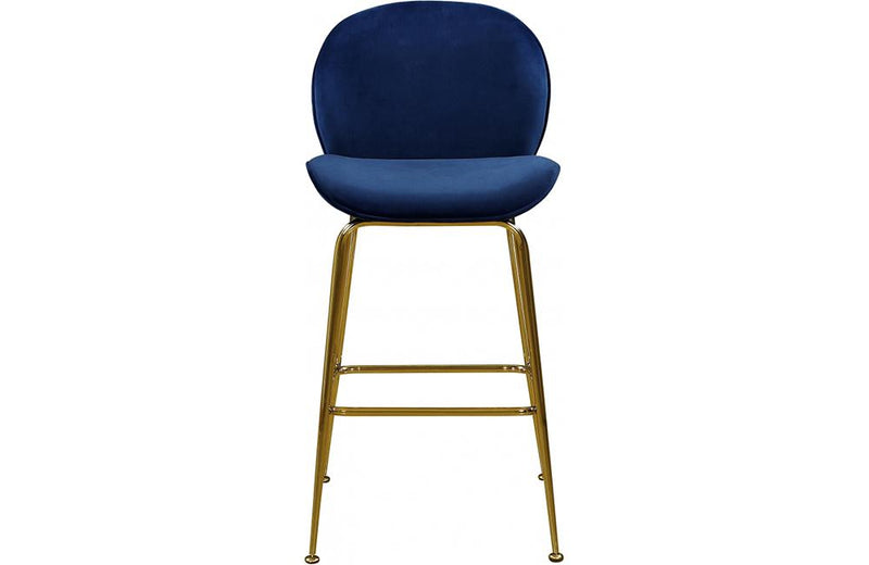 Babak Navy Bar Stool