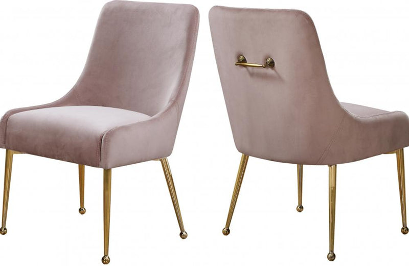 Mateus Pink Dining Chair