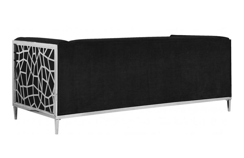 Parkin Black Sofa