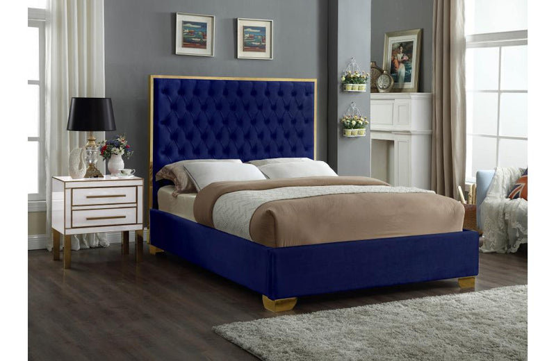 Dagmar Navy Bed