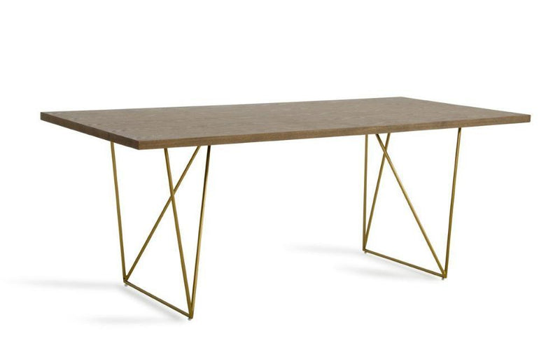 Isabel Modern Tobacco Dining Set