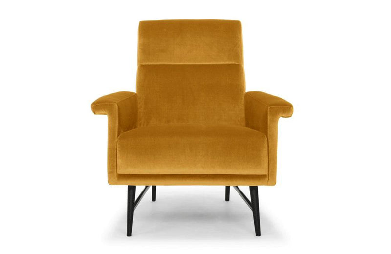 Emilien Occasional Chair Yellow