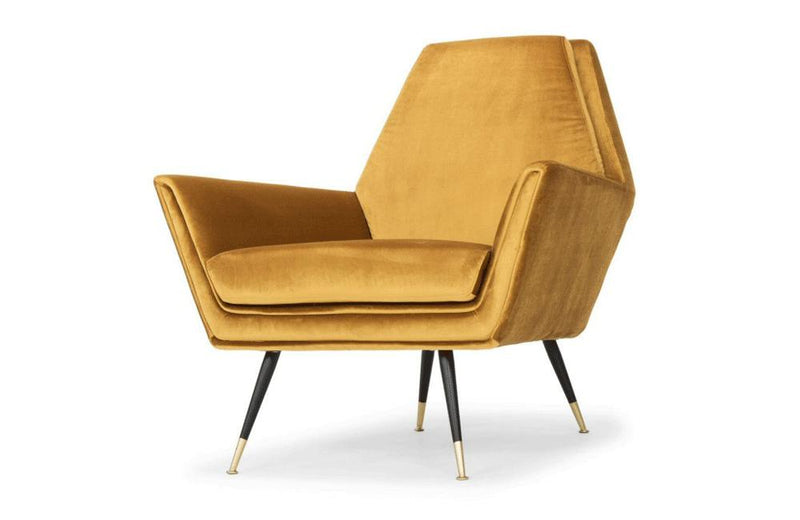 Dax Occasional Chair Yellow