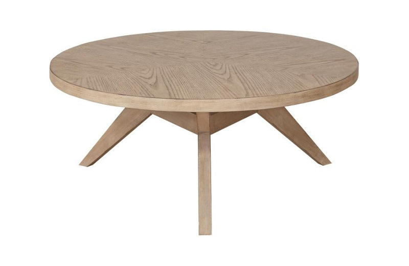Lucien Round Cocktail Table