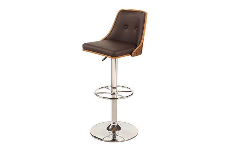 Ashley Adjustable Stool Brown