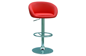 Ryan Pneumatic Gas Lift Adjustable Height Swivel Stool