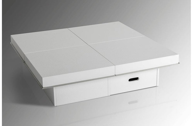 Horizon Modern Coffee Table White