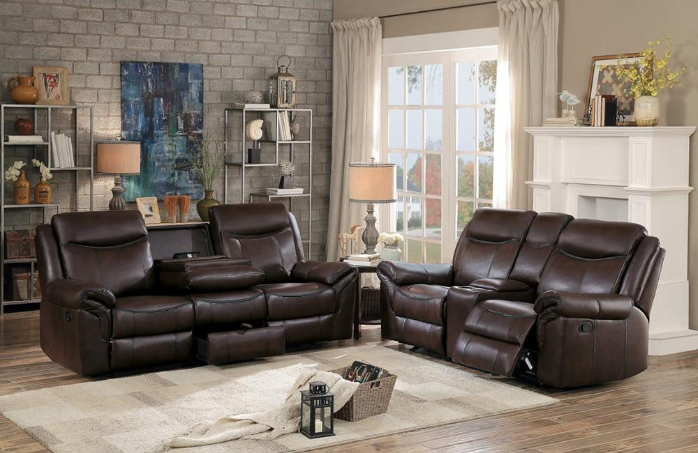 Brilliant Robert Brown Reclining Sofa Set Buy Online In Store Ncnpc Chair Design For Home Ncnpcorg