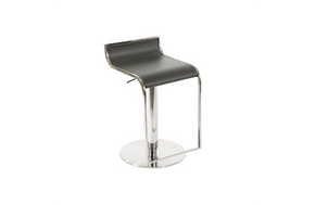 Robert Leather Barstool