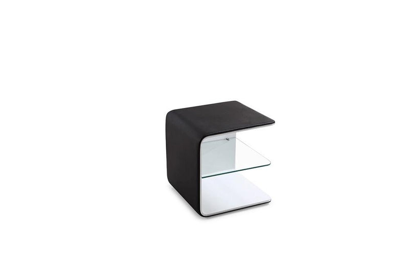 Amare Nightstand Black