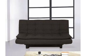 Zacheus Sofa Bed Brown